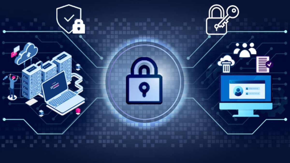 Difference between data protection and data security